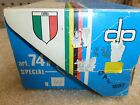 Vintage 1980s NOS Detto Pietro Art 74 Leather Cycling Shoes Size 40