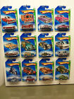 2010 Hot Wheels Super TH Treasure Hunt Set Complete 1 12 All Mint On Cards