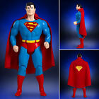 DC 12 Super Powers Collection Vintage Jumbo Figures Superman New In Stock