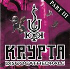 Krypta 03-Discocathedrale (1997) Krypta, Object One, Klubbheads, DJ Scana.. [CD]