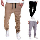 Men's Trousers Sweatpants Fashion Harem Pants Slacks Jogger Dance Sportwear USA.