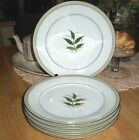 Noritake Green Bay 5353 Fine China 6 Piece Dinner Plate Setting Discontinued 195