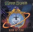 MARK BOALS Ring of Fire - YNGWIE MALMSTEEN Trilogy CD Japan OBI Autograph SIGNED