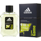 Adidas Pure Game for Men 3.3 / 3.4 oz 100 ml EDT Cologne Spray BRAND NEW IN BOX