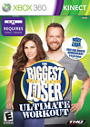 The Biggest Loser Ultimate Workout Xbox 360 NEW FREE SHIPPING