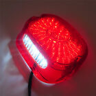Red LED Tail Brake Light for Harley 96-08 Softail Sportster Dyna Electra Road Ki