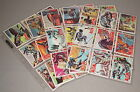 1966 TOPPS BATMAN RED BAT SERIES TRADING CARD COMPLETE SET OF 44 NICE!