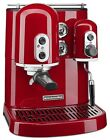 Espresso Maker Machine w/ Dual Independent Boilers Empire Red KitchenAid Pro