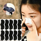 10pcs Nose Pore Cleansing Strips Blackhead Remover Peel Off Mask Nose Sticker