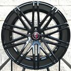 22 Mercedes Benz Curva C48 Wheels Rims G Class G500 G550 G55 G63 W463 Black