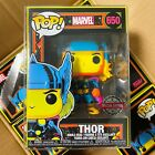 Funko Pop Marvel Black Light Figures 25