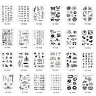 Silicone Transparent Stamp Block Mixed DIY Clear Scrapbooking Decorating Cheaply