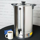 Avantco 110 Cup 3 Gallon Stainless Steel Commercial Coffee Machine Urn Brewer