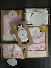 5 BURTS BEES BABY ASSORTED LOT OF CLOTHES PINK 0MO+ RC 2562