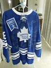 Toronto Maple Leafs Team Signed 1967 Tribute Jersey 2007 40th Anniversary Event