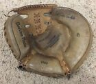Vintage Custom Made Catcher Mitt/Glove, 9163, Cowhide, Deep Pocket Baseball
