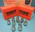 Set 10 Brand NEW Wheel Lug Nut Acorn Bulge Seat Replaces GMC OEM# 611-174 CHROME