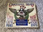 Grateful Dead Live at the Cow Palace New Year's Eve 1976 12/31/76 3 CD New Years