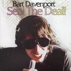 Seal the Deal! by Bart Davenport (CD, Nov-2005, Antenna Farm Records)