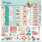 Photo Play Julie Nutting Nautical Bliss 12x12 Collection Pack Boat Beach