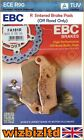 EBC Front Left Sintered R-Series HD Brake Pads CCM 604 RS Roadster 00-03 FA181R