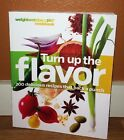 Weight Watchers 360 Turn Up the Flavor Cookbook Paperback 200 Recipes