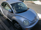 1998 Volkswagen Beetle-New Base ilver for $1700 dollars