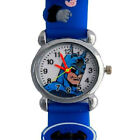 Batman Detective Jelly Band Kids Wrist Watch 1 Pc Special Gift for Birthday, etc