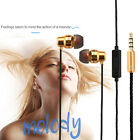 35mm Super Bass Stereo In Ear Earphone Headphone Headset For iPhone For Android