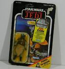 Return Of The Jedi Klaatu Vintage Figure w Coin Offer Sticker Intact 1983