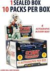 2017 Score Football Hobby Edition Factory Sealed 10 Pack Box