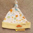SWEET NEW GYMBOREE CRABBY PREEMIE UP TO 7LBS KNOT CAP HAT REBORN