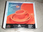 Fiesta 5-Piece Place Setting POPPY NEW IN BOX RETAILS $56.00