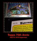 2013 Topps 75th Anniversary Trading Cards 32