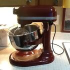 Kitchenaid Professional 600 electric stand mixer lift 6qt bowl countertop