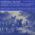 NEW Stephen Crane: From Red Badge of Courage (Audio CD)