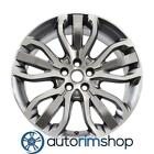 Land Rover Range Rover Sport 21 Factory OEM Wheel Rim Machined with Charcoal