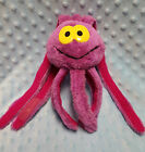 Rare Applause Wallace Berrie Snorks Plush Occy Occi Purple Octopus Pet Friend