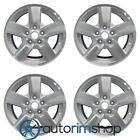 Jeep Commander 2006 2010 17 Factory OEM Wheels Rims Set Machined with Silver