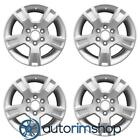 GMC Acadia 2007 2011 18 Factory OEM Wheels Rims Set Silver