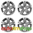 Toyota RAV4 2006 2012 18 Factory OEM Wheels Rims Set Machined with Charcoal