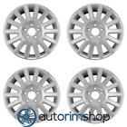 Lincoln Town Car 2003 2005 17 Factory OEM Wheels Rims Set Machined with Silver