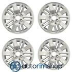 Mercury Mariner 2005 2007 16 Factory OEM Wheels Rims Set Machined with Silver