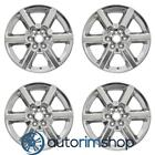 GMC Acadia Saturn Outlook 2007 2010 19 Factory OEM Wheels Rims Set