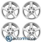 Pontiac Grand Am 1999 2005 16 Factory OEM Wheels Rims Set Silver