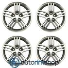 Mitsubishi Eclipse 17 Factory OEM Wheels Rims Set Machined with Charcoal