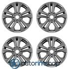 Hyundai Santa Fe 2013 2016 17 Factory OEM Wheels Rims Set