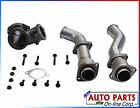 EXHAUST UP PIPES TURBO DIESEL KIT for FORD F 250 F 350 F 450 F 550 1999 03 73L