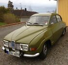 1973 Saab 96 V4  1973 Saab 96 for $4000 dollars