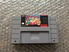 Super Punch Out Super Nintendo SNES Game Cart Only Tested
